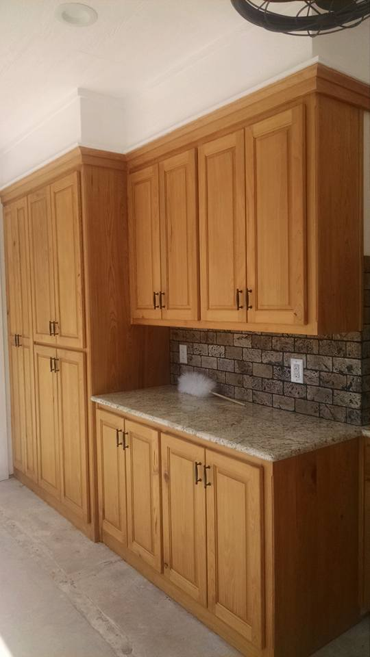 Outdoor-cabinets